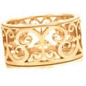 Золотые и платиновые кольца
